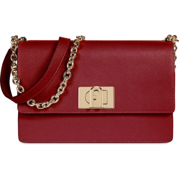 Furla 1927 mini crossbody ciliegia